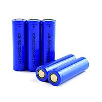 Bộ 5 Pin sạc 18650 LSY công suất thực 2200MAH dùng cho Box sạc, cell laptop, đèn pin, mic...hiệu suất chuyển đổi năng lượng cao (5 viên)