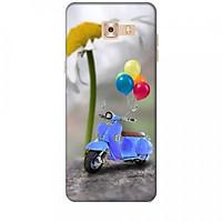 Ốp lưng dành cho điện thoại  SAMSUNG GALAXY C9 PRO Xe Tình Yêu