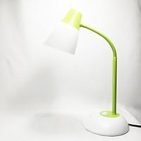 Đèn Bàn Led Chống Cận Cho Học Sinh - Kèm Bóng LED 7w Chống Cận - Đèn Đọc Sách Xanh Lá Cây