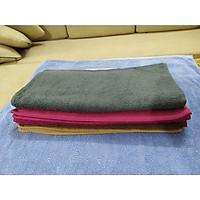 Combo 2 khăn Cotton dùng tập thể thao: Gym, Yoga, tennis….. hàng siêu mịn KT: 40cm x 80cm