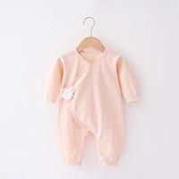 Body dài tay cho bé sơ sinh hình CÁNH TIÊN vải 100% ORGANIC COTTON