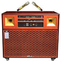 Loa tủ karaoke và nghe nhạc  RSX - 605 BellPlus (Hàng chính hãng)