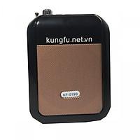 Máy trợ giảng không dây Kungfu KF-019S tần số UHF - Hàng chính hãng