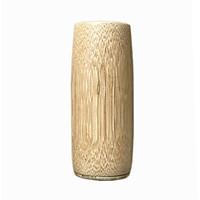 Bình hoa bằng tre, có sơn phủ bóng, chống thấm nước