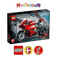 Đồ chơi lắp ráp LEGO TECHNIC Siêu mô tô Ducati Panigale V4 R 42107