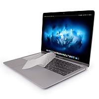 Phủ bàn phím trong suốt JCPAL Fitskin TPU dành cho MacBook - Hàng chính hãng