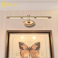 Đèn Hắt Tranh, Soi Gương, Trang trí Tường STL7090, Phong cách Hiện Đại, Chế độ LED vàng 9w