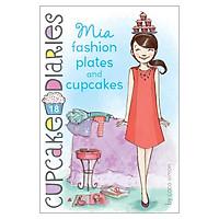 Mia Fashion Plates and Cupcakes