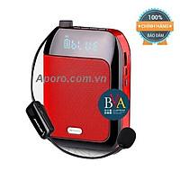 Máy trợ giảng Aporo T20 Loa Bluetooth, Mic không dây, HÀNG chính hãng