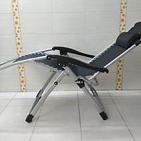 Ghế gấp thư giãn nhẹ, trọng lượng ghế 7.1Kg