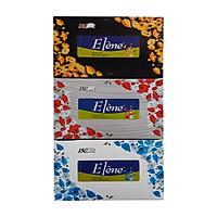 Khăn giấy hộp Elène 180 tờ x 2 lớp ( 1 hộp màu ngẫu nhiên)