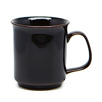 Cốc cà phê lớn Đông Gia - đen bóng Tenmoku 47