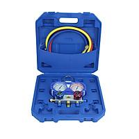 Bộ đồng hồ nạp gas lạnh R410A,R407C, R22, R134a Value model VMG-2-R410A-B