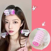 Set 3 lô kẹp uốn tóc tự nhiên Hàn Quốc, kẹp phồng mái tạo kiểu tóc bồng bềnh xinh đẹp KT30