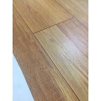 Thảm nhựa trải sàn giả gỗ màu nâu - combo 5m2 ( bề mặt nhám rõ vân gỗ như thật )