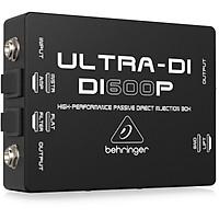 Hộp xử lý tín hiệu Behringer DI600P - High-Performance Passive DI-Box- Hàng Chính Hãng