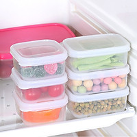 Hộp bảo quản thực phẩm 200ml ( bộ 3 hộp ) - Hàng nội địa Nhật