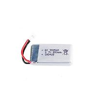 Pin Lithium 3.7V 800mAh 902540 25C