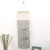 Túi vải treo tường đơn