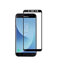 Kính cường lực dành cho Samsung Galaxy J6 full màn full keo - Đen