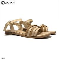 Sandal nữ 1 cm, đan dây SD18