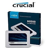 Ổ cứng gắn trong SSD Crucial MX500 1TB 2.5 inch Sata III CT1000MX500SSD1 - Hàng Nhập Khẩu