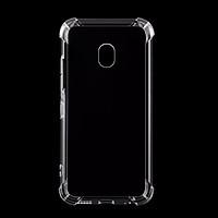 Ốp Lưng Dành Cho Samsung J7 Pro Chống Sốc 4 Đầu 2020 Silicone Dẻo Trong Suốt