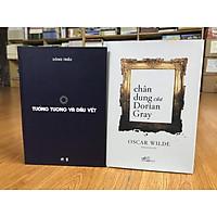 Combo sách Tưởng tượng và dấu vết + Chân dung Dorian Gray (bản bìa cứng tặng kèm bookmark)