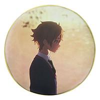 Gối Ôm Tròn In Hình Mochizo Oji - GOCP327