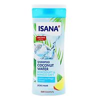 Dầu Gội Tinh Dầu Dừa Và Xoài Isana Shampoo Coconut Water (300ml)