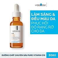 Dưỡng Chất Giúp Cải Thiện Và Làm Sáng Da La Roche Posay Pure Vitamin C10 30ml