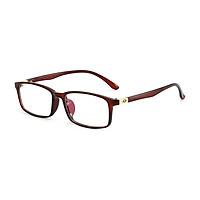 Gọng kính cận chữ nhật Elmee E2122 form nhỏ nhựa dẻo cao cấp trẻ trung sành điệu thời trang