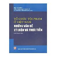 Sách Tổ Chức Tội Phạm Ở Việt Nam Những Vấn Đề Lý Luận Và Thực Tiễn