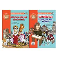 Combo: Những Sự Kiện Lịch Sử Lừng Danh Thế Giới: Napoleon Và Copernicus (02 Cuốn)