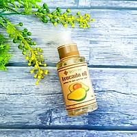 Dầu bơ dưỡng ẩm, chống nhăn, mềm mịn da Ecolife - Avocado Oil 75ml