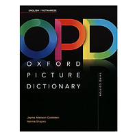 Oxford Picture Dictionary English/Vietnamese 3 Ed. Dictionary