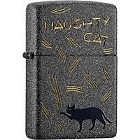 Zhipo (Zippo) lighter cat dog cute pet dumb paint color printing / laser 211-C-000001