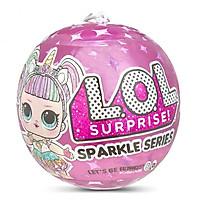 Đồ chơi Búp bê LOL SURPRISE Búp bê lấp lánh LOL phiên bản Sparkle 559658E7C