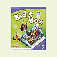 Kid's Box 5 Pupil's Book Reprint Edition