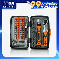 38 in 1 Household Labor Saving Ratchet Screwdriver Bit Set Multipurpose Tool Kit Hardware Tools Combination Wrenches