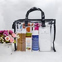 Bộ dụng cụ lăn triệt lông Beauty Image Professional Wax Roll On Kit