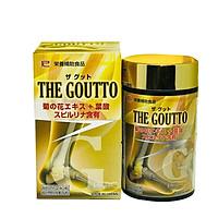 Viên uống hỗ trợ bệnh Gout hiệu quả - Nội địa Nhật Bản