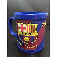 Ly cốc logo clb bóng đá, quà tặng bạn bè Barcalona
