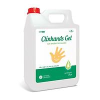 Nước rửa tay sát khuẩn khô nhanh dạng Gel - Clinhands Gel 5L