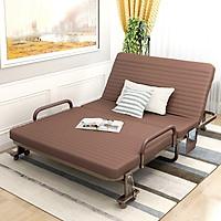 Giường ngủ gấp gọn loại 120*192cm tặng kèm gối , bộ vòi sen nóng lạnh