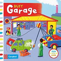 Cambell Fush Full Slide Series: Busy Garage