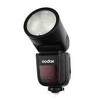 Đèn Flash Godox V1F Mini Không Dây Cho Dòng Máy Fuji Fujifilm X-Pro2 X-T20 X-T2 X-T1 GFX50S (2.4G)