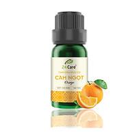 Tinh dầu thiên nhiên Cam Ngọt 24Care - xông phòng, dưỡng da, chăm sóc răng miệng, thúc đẩy tâm trạng tốt