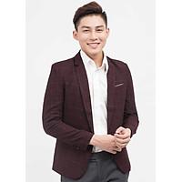 Áo khoác vest body HÀN QUỐC ( Đỏ ) AVN43