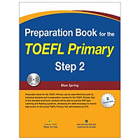 Preparation Book For The Toefl Primary Step 2 (CD) (2019)